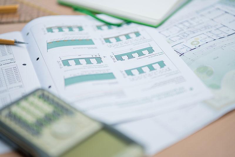Die Holzbauingenieure Kostenschätzung & Ausschreibung